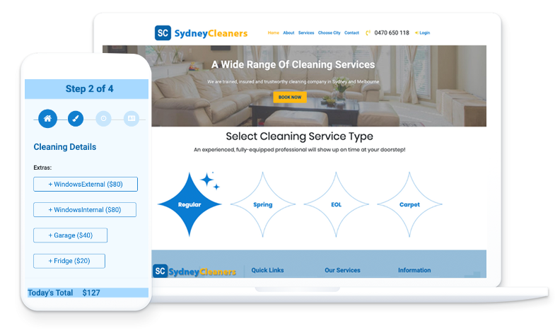 cleaning-business-booking-system